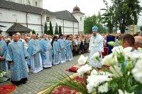 Храмовий празник у Святоуспенській Унівській лаврі